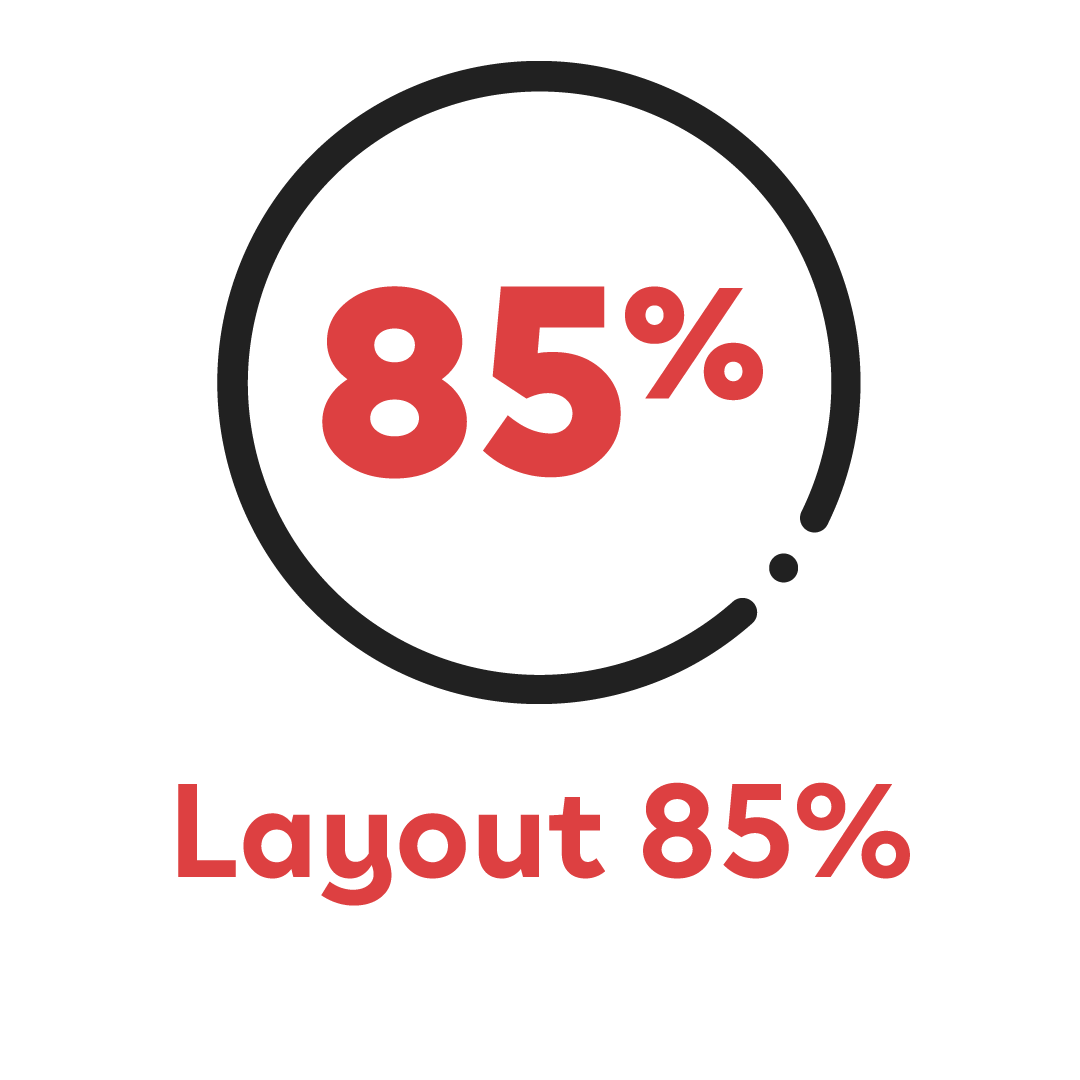 Layout 85%
