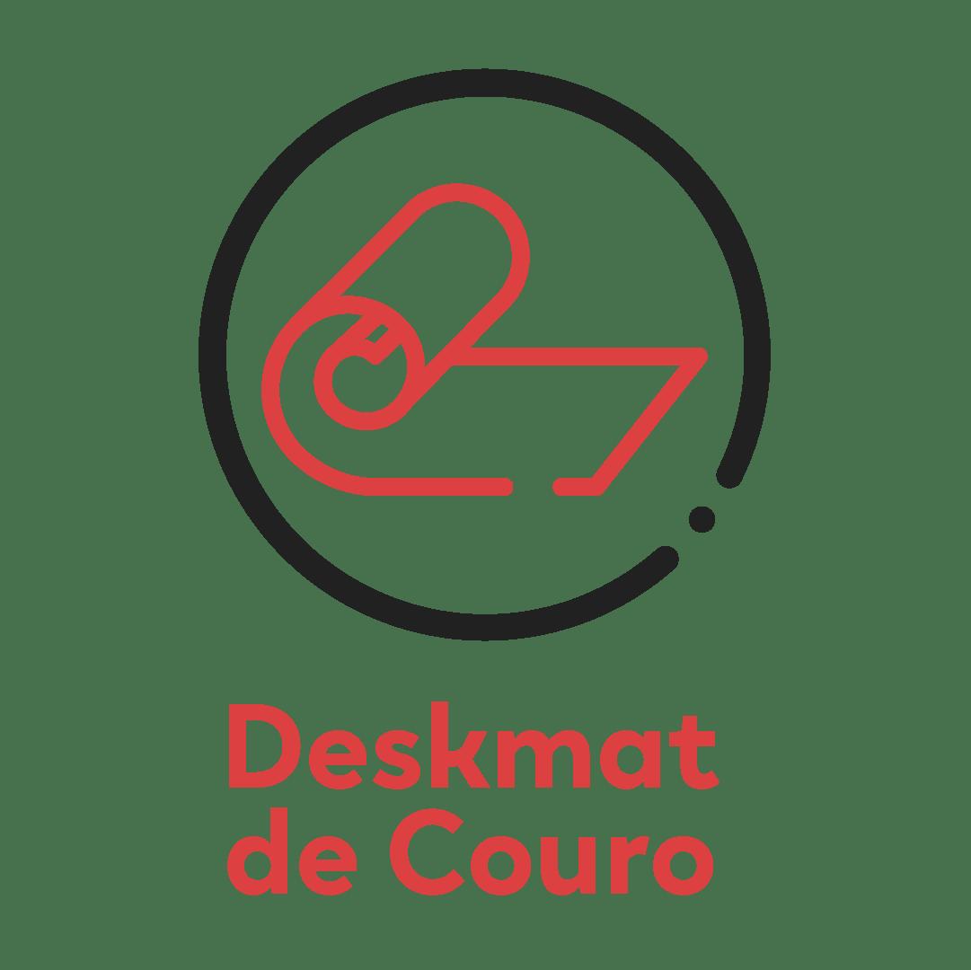 Deskmat de Couro